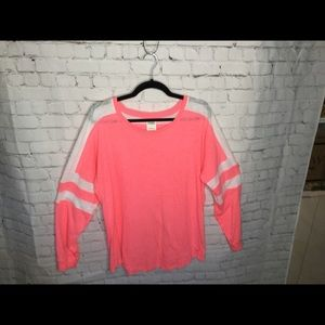 Long Sleeve Top Soft PINK Worn twice max.